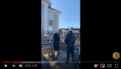 Оперативная съемка розыска и изъятия приставами домашнего имущества и авто Должника (2018 г)